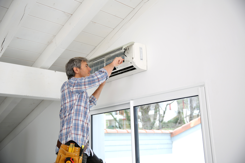 air conditioning repair in Charlotte, NC